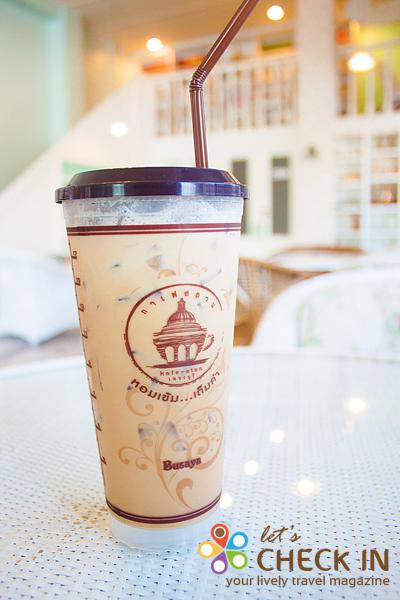 คอฟที - กาแฟ+ชา อร่อยเข้าท่า