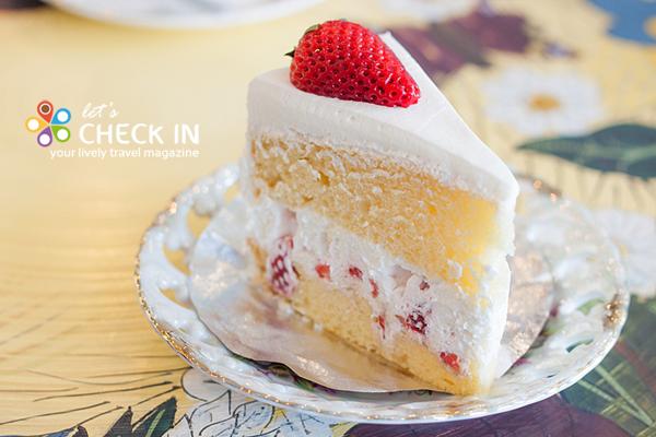 Strawberry Short Cake,
