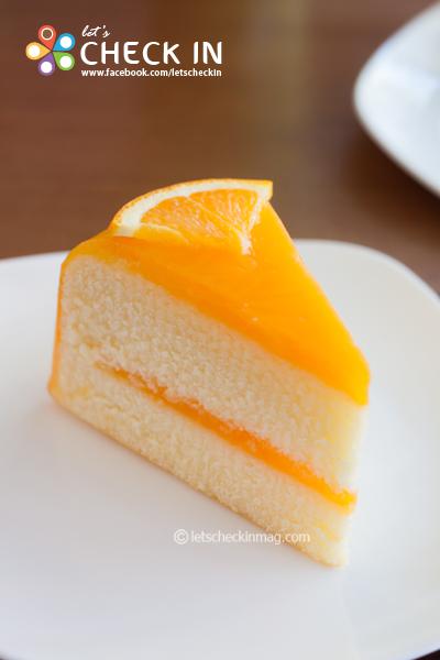 Orange Cake นุ่มลิ้น