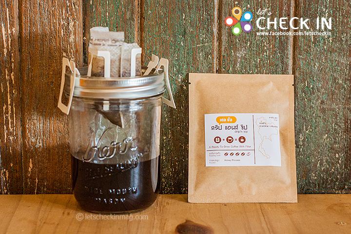 เดอปัง ดริป แอนด์ ซิป - drip'n sip กาแฟดริปพกพาง่าย สำหรับคอกาแฟพกความอร่อยไปได้ทุกที่