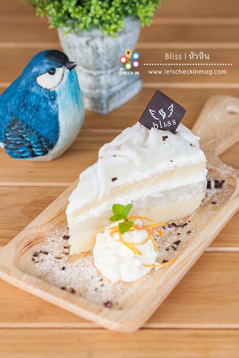 Young Coconut Cake เค้กมะพร้าวอ่อน เนื้อเค้กนุ่ม หอมมะพร้าวอ่อน