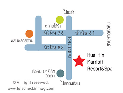 map marriott