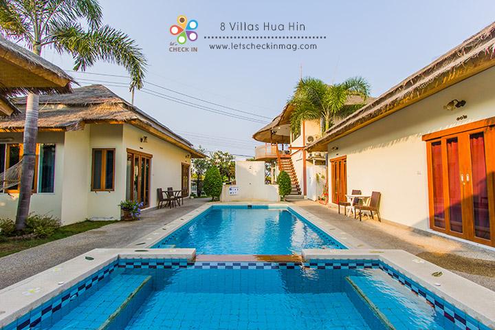 8 Villas