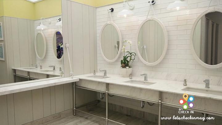 ห้องน้ำยังสวยเลย :D