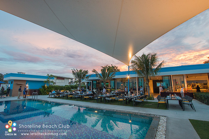 Shoreline Beach Club