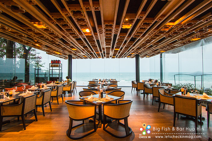 Big Fish & Bar Hua Hin