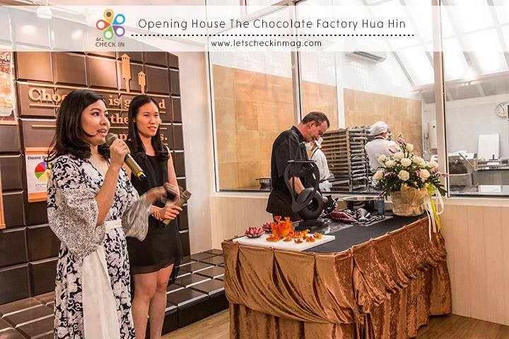 ตามด้วยโชว์จากเชฟ Eric Perez, Pastry Chef ระดับโลก