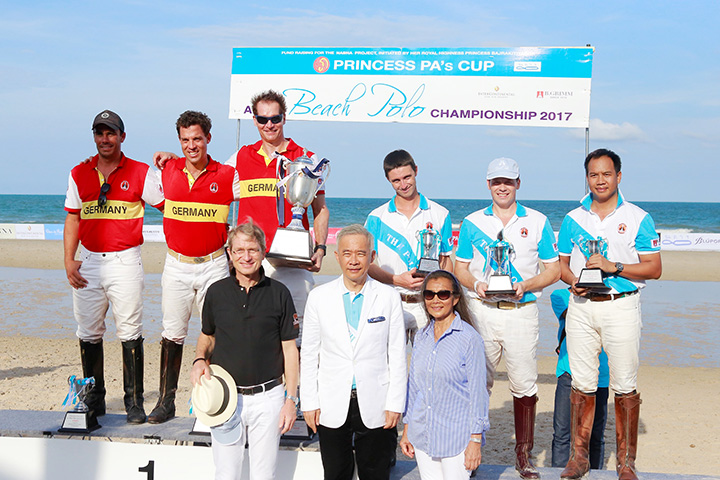 2.  Beach Polo 2017_Winners and  Runner up