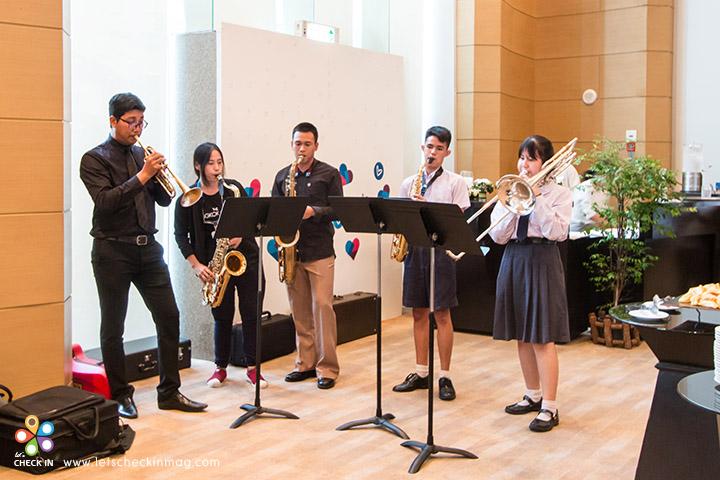 ถาพบรรยากาศการแถลงข่าวงาน Hua Hin International Jazz Festival 2017 ณ โรงแรม ฮิลตัน หัวหิน เมื่อวันที่ 2 มิถุนายน 2560