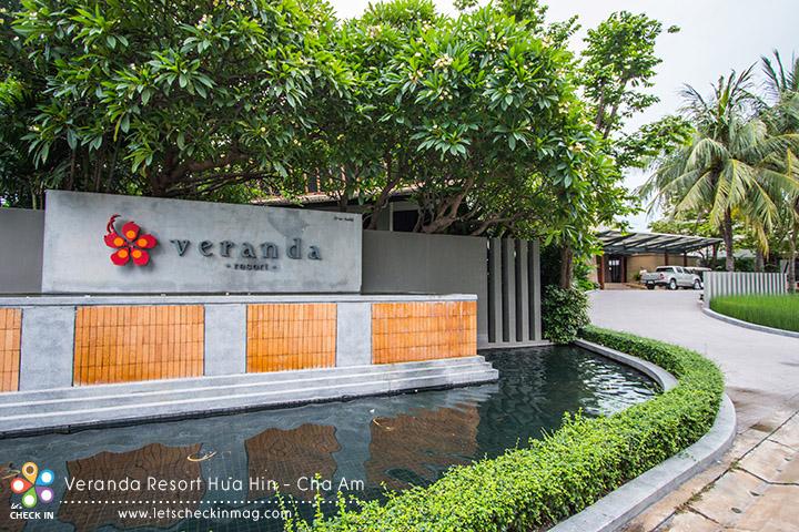 ถึงแล้ว Veranda Resort