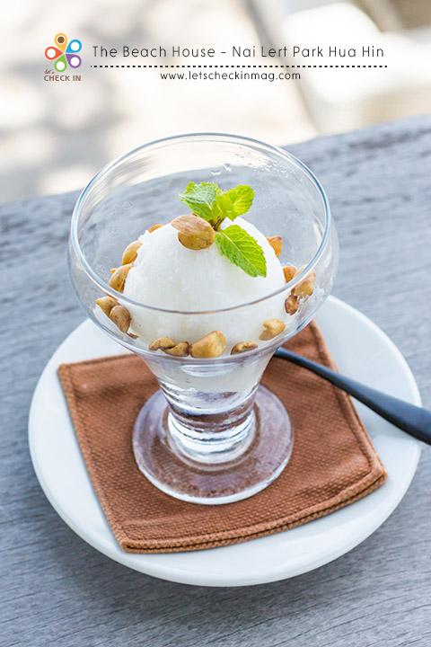 Coconut Sorbet - Grandma's Recipe
