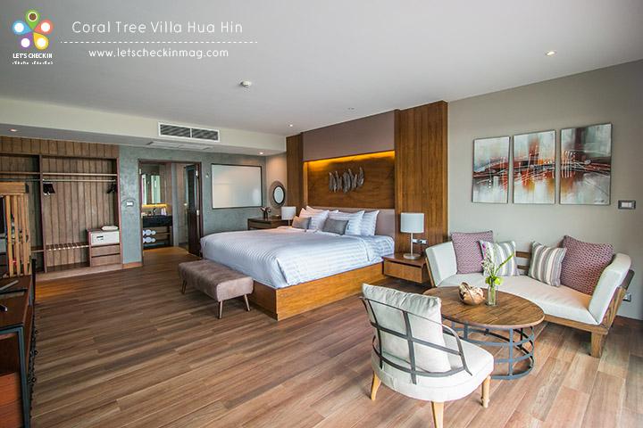 Seafront Villa @ Coral Tree Villa Hua Hin