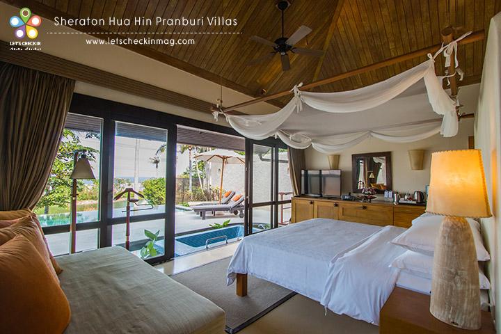 Pool Villa Suite @ Sheraton Hua Hin Pranburi Villas