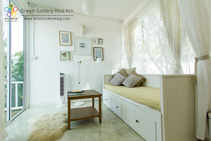 Bellevue Beach Pool Villa @ Green Gallery Hua Hin