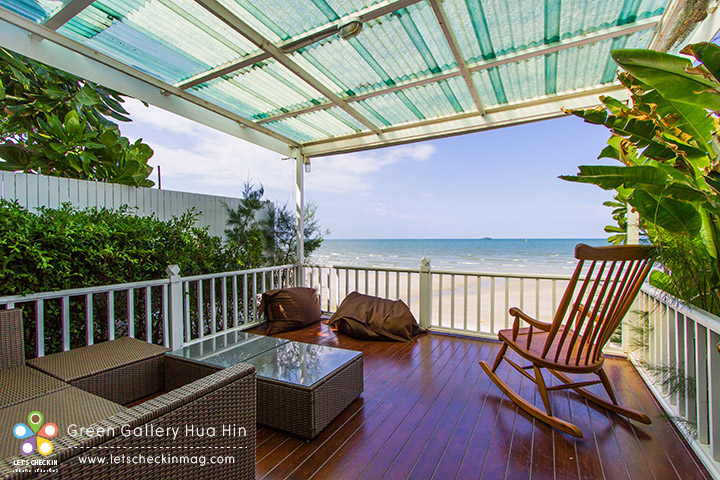 Bellevue Beach Pool Villa @ Green Gallery Hua Hin