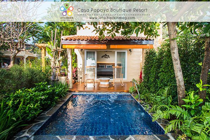Beach Front @ Casa Papaya Boutique Resort