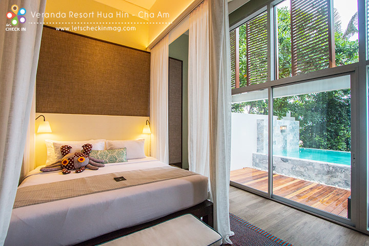 Beachfront Pool Villa @ Veranda Resort & Spa Hua Hin – Cha Am