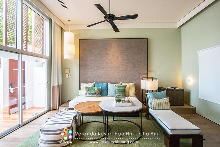 Beachfront Pool Villa @ Veranda Resort & Spa Hua Hin – Cha Am