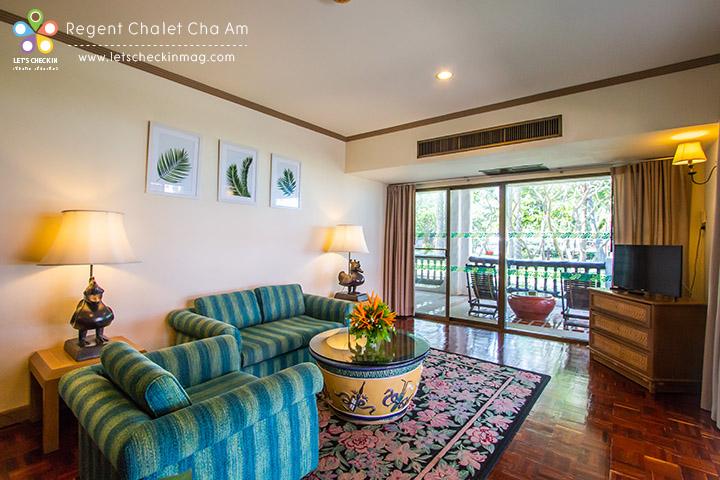 ห้องริมสน Suite 2 Bedroom Seaview