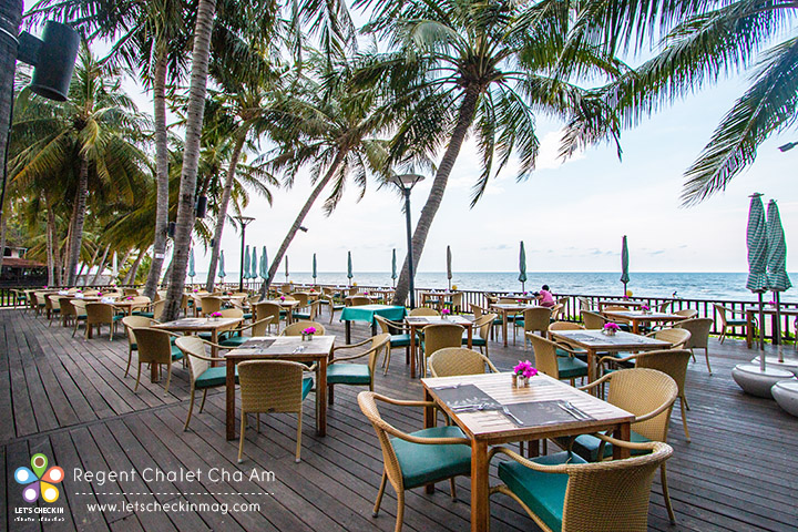 ห้องอาหารชมทะเล
