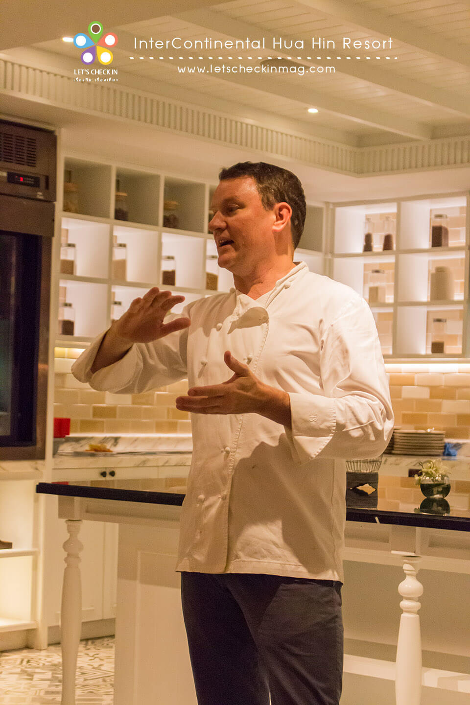 Chef Theo Randall