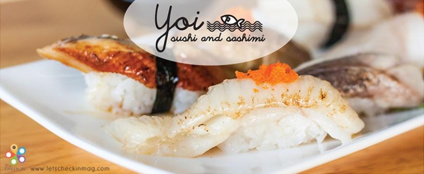 Yoi Sushi And Sashimi