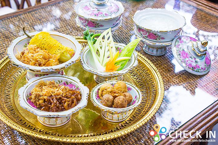 ชิมอาหารตำรับไทยแท้ บ้านใกล้วัง
