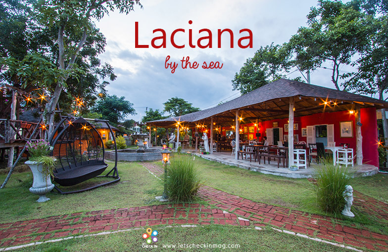 Laciana by the Sea