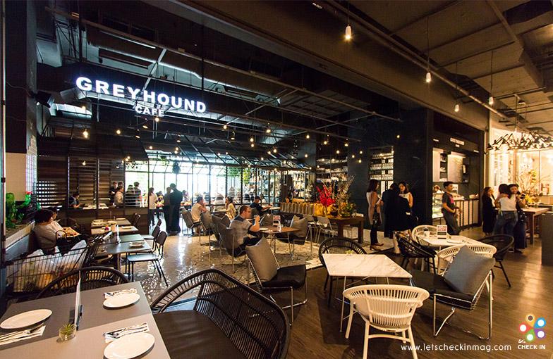 เปิดสาขาใหม่ Greyhound Cafe @ Blúport Hua Hin