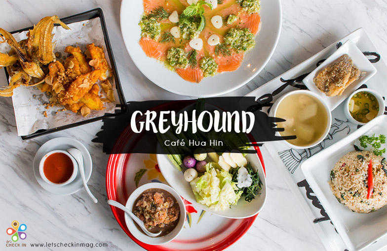 Greyhound Cafe' Hua Hin