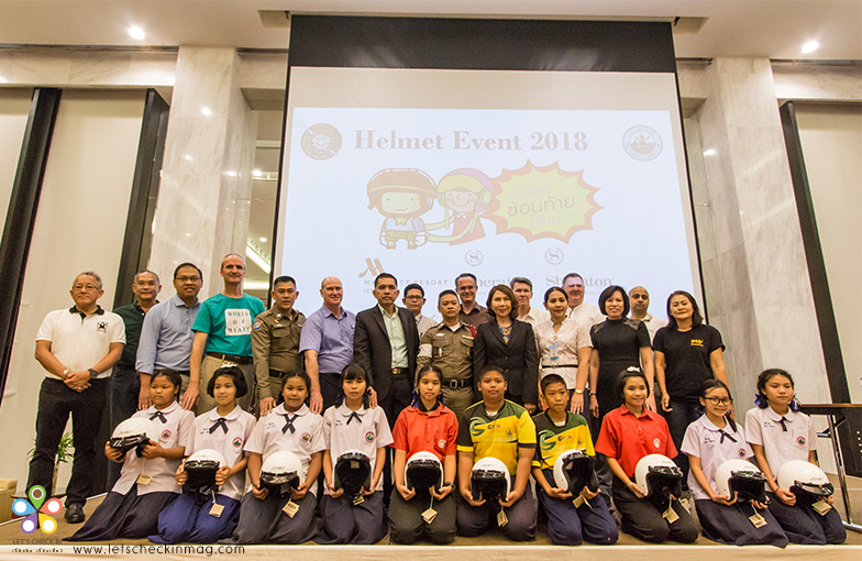 Helmet Hero in Hua Hin 2018