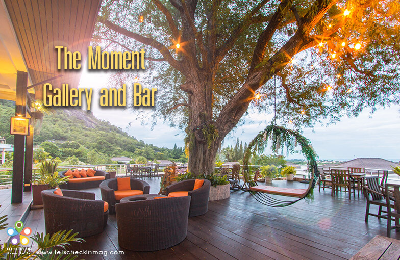 The Moment Gallery and Bar