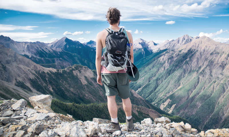 Improving Health by Hiking