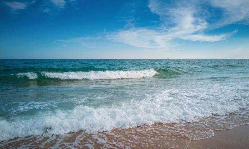 Beautiful beach destination in the world