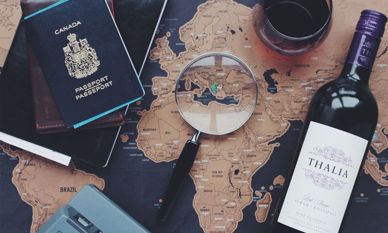 Travel planning & preparations