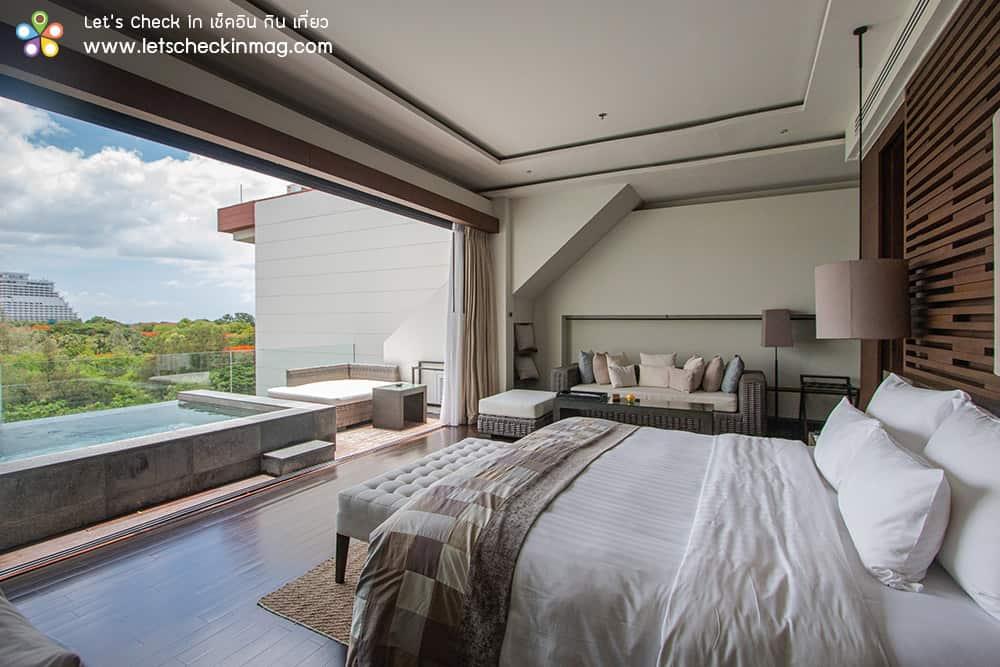 ที่พักฮันนีมูน ริมทะเล