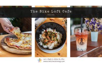 the bike loft cafe หัวหิน