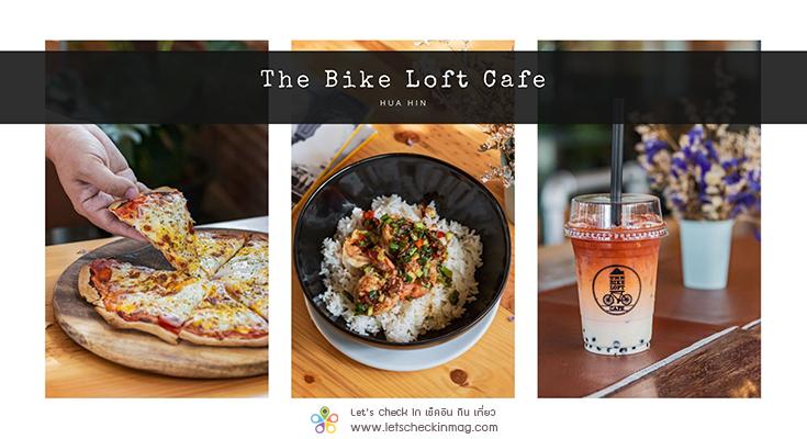 The Bike Loft Cafe