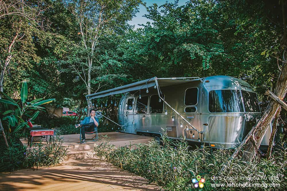 airstream campsite pranburi