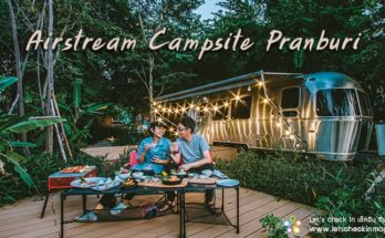 Airstream Campsite Pranburi
