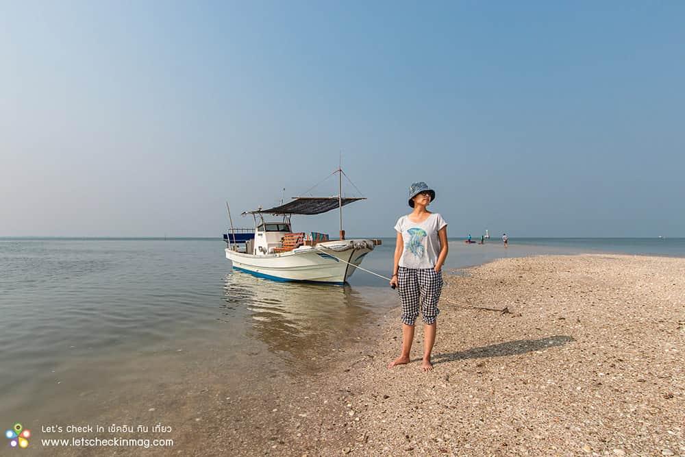 ทะเลแหวก เพชรบุรี