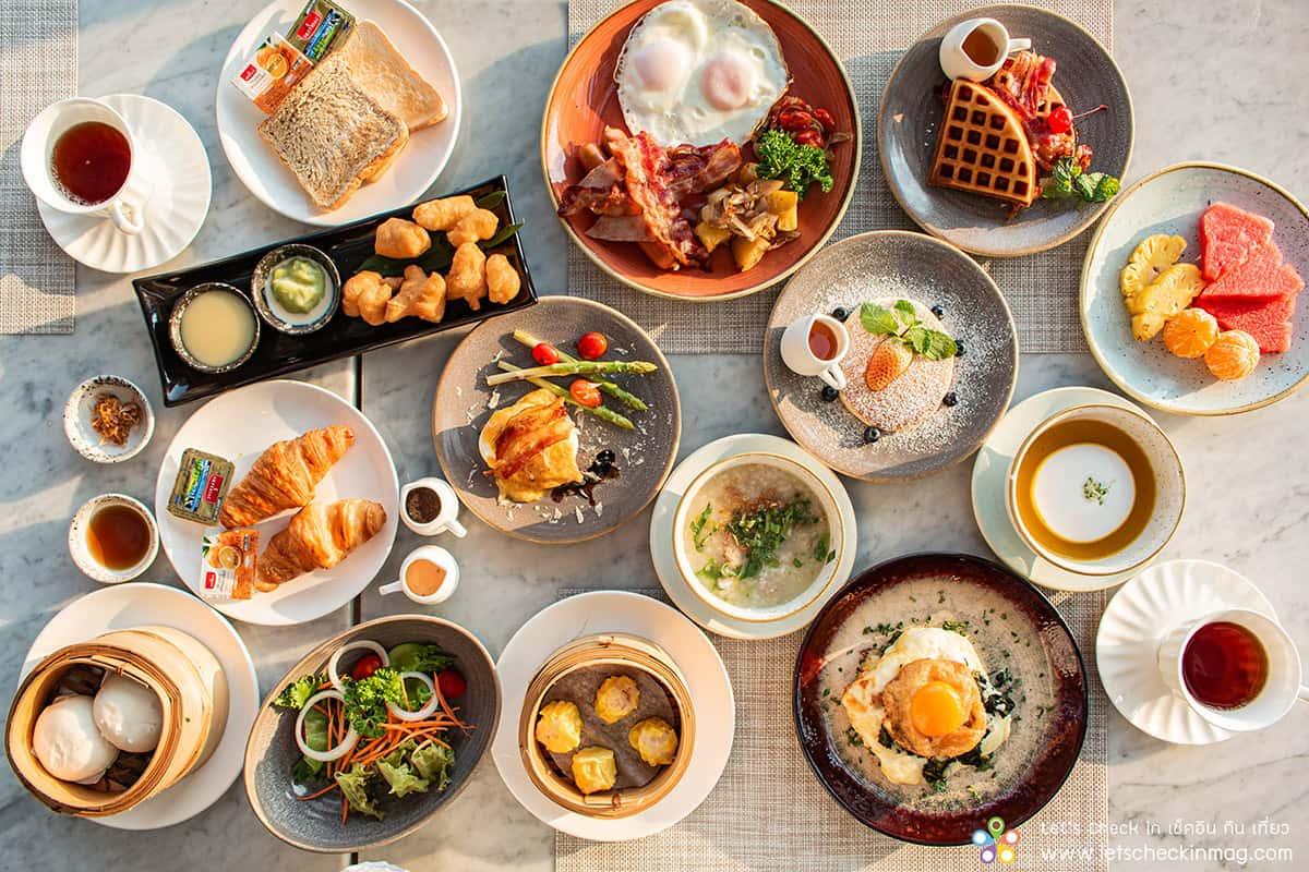 อาหารเช้า kundala hua hin
