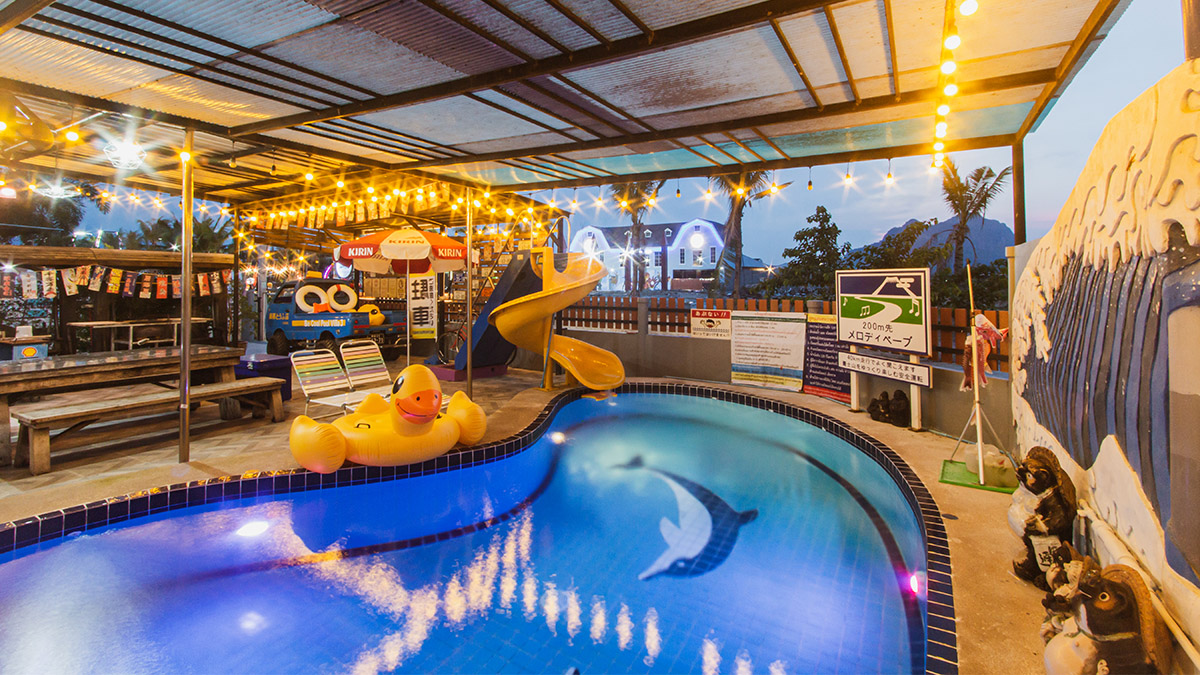 Be Cool Pool Villa 3 พูลวิลล่าที่ญี่ปุ่นที่สุดในชะอำ